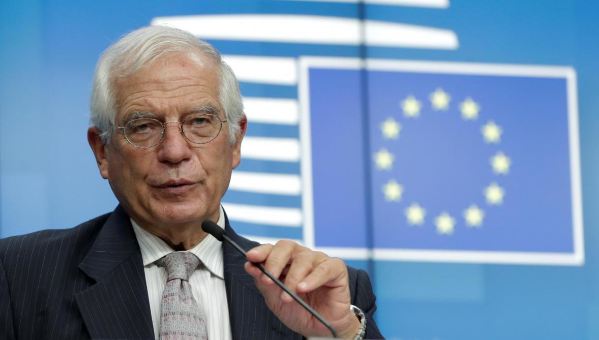 Joseph Borell, est également membre de la Commission européenne