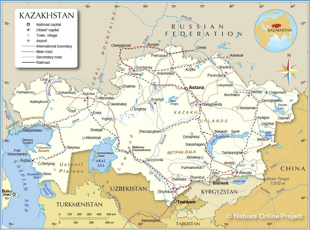 kazakhstan-carte