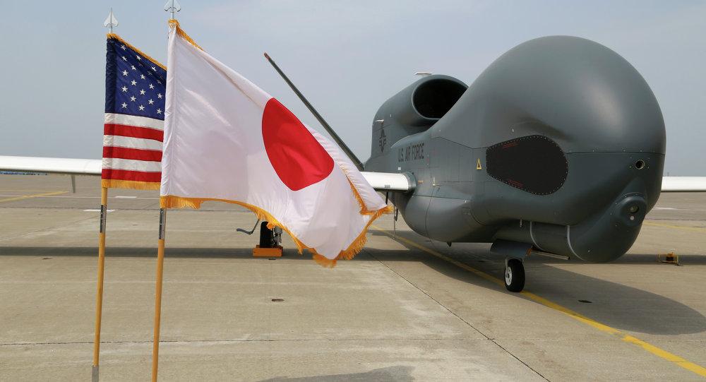 l'alliance entre le Japon et les États-Unis