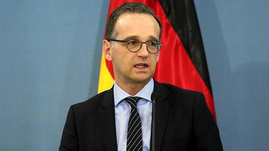 Ministre allemand des Affaires étrangères Heiko Maas