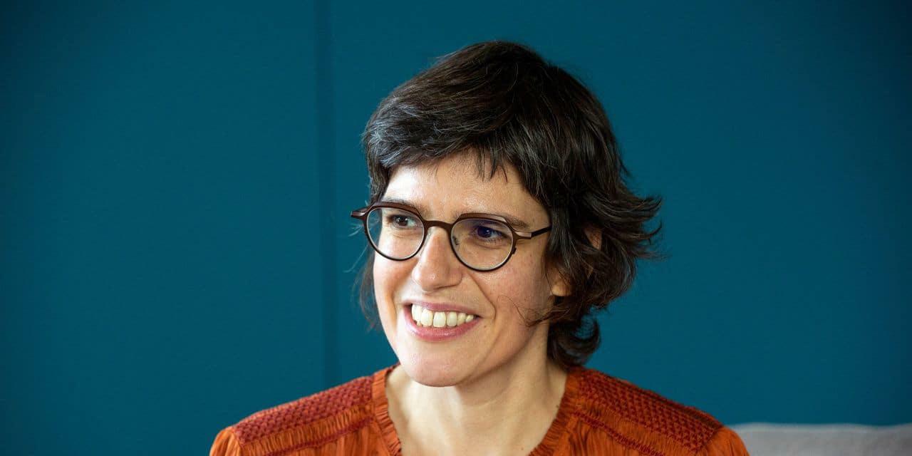 Ministre fédérale de l'Energie, Tinne Van der Straeten