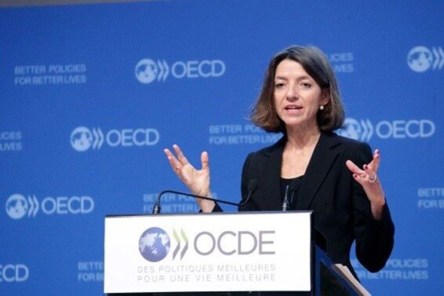 Mme Laurence Boone au poste de Chef économiste de l'OCDE