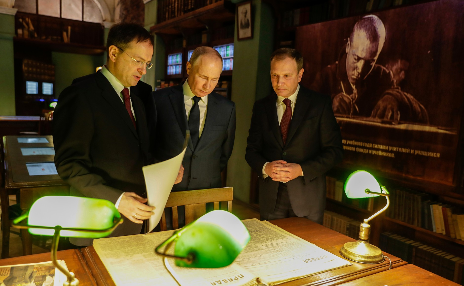 RUSSIE 11 SUR 24 Visite du musée de la victoire - 27 janvier 2021