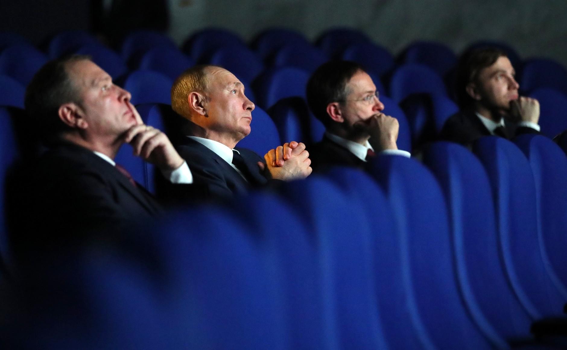 RUSSIE 23 SUR 24 Visite du musée de la victoire - 27 janvier 2021