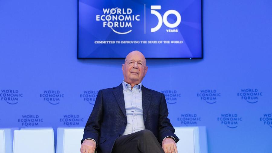 RUSSIE DAVOS 2021 B