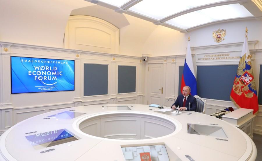 RUSSIE SESSION 1 XX 4 DAVOS JANVIER 2021