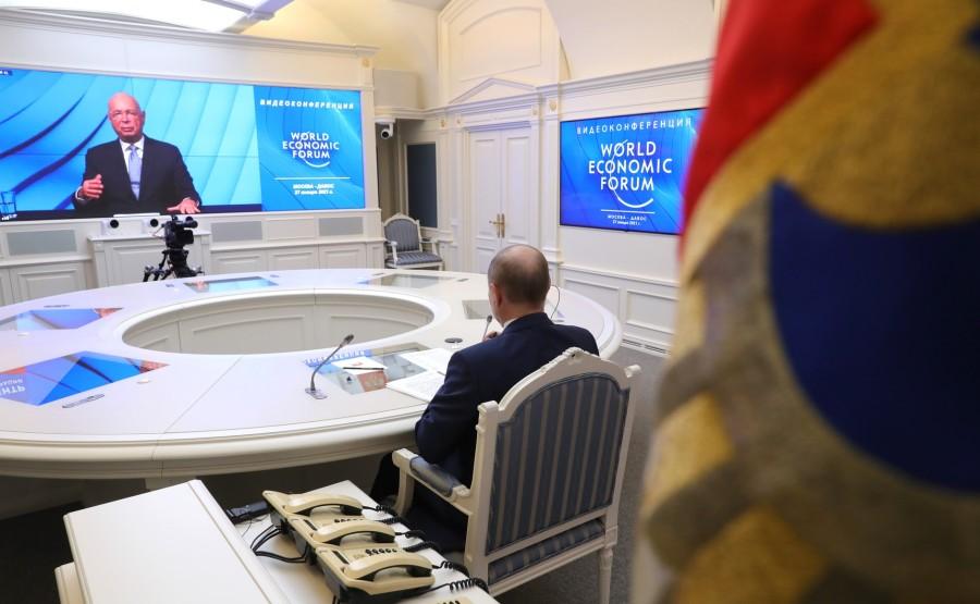 RUSSIE SESSION 3 XX 4 DAVOS JANVIER 2021