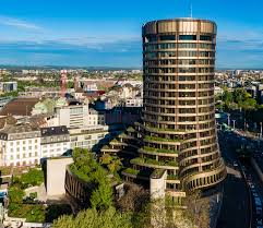 Siège de la BRI à Bâle (Suisse)