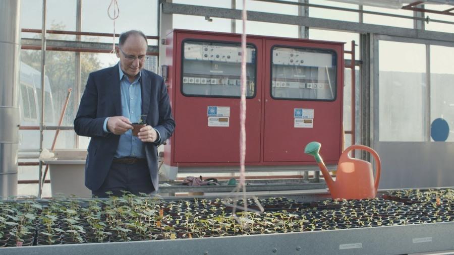 Urs Niggli, ancien directeur de l'Institut de recherche de l'agriculture biologique (FiBL).