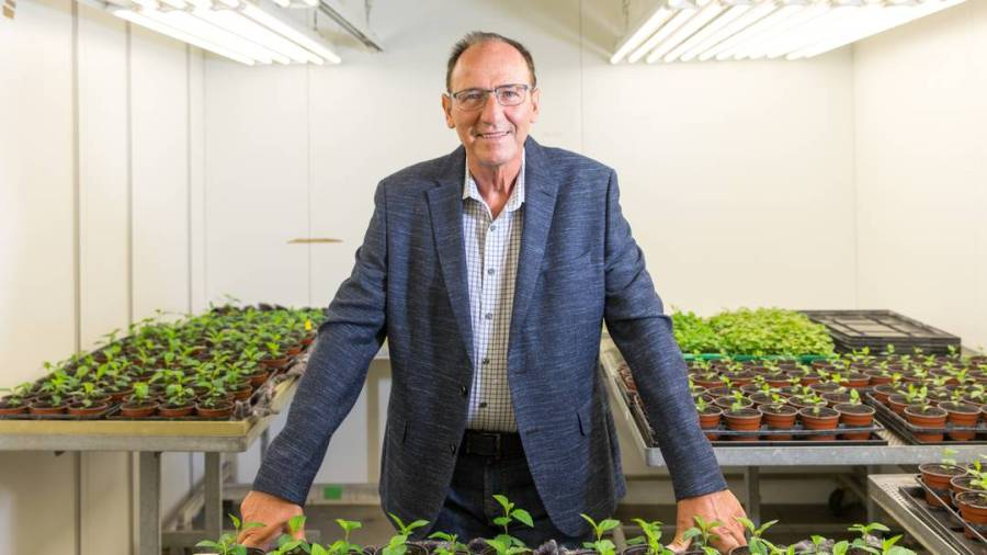 Urs Niggli, ancien directeur de l'Institut de recherche de l'agriculture biologique (FiBL).4