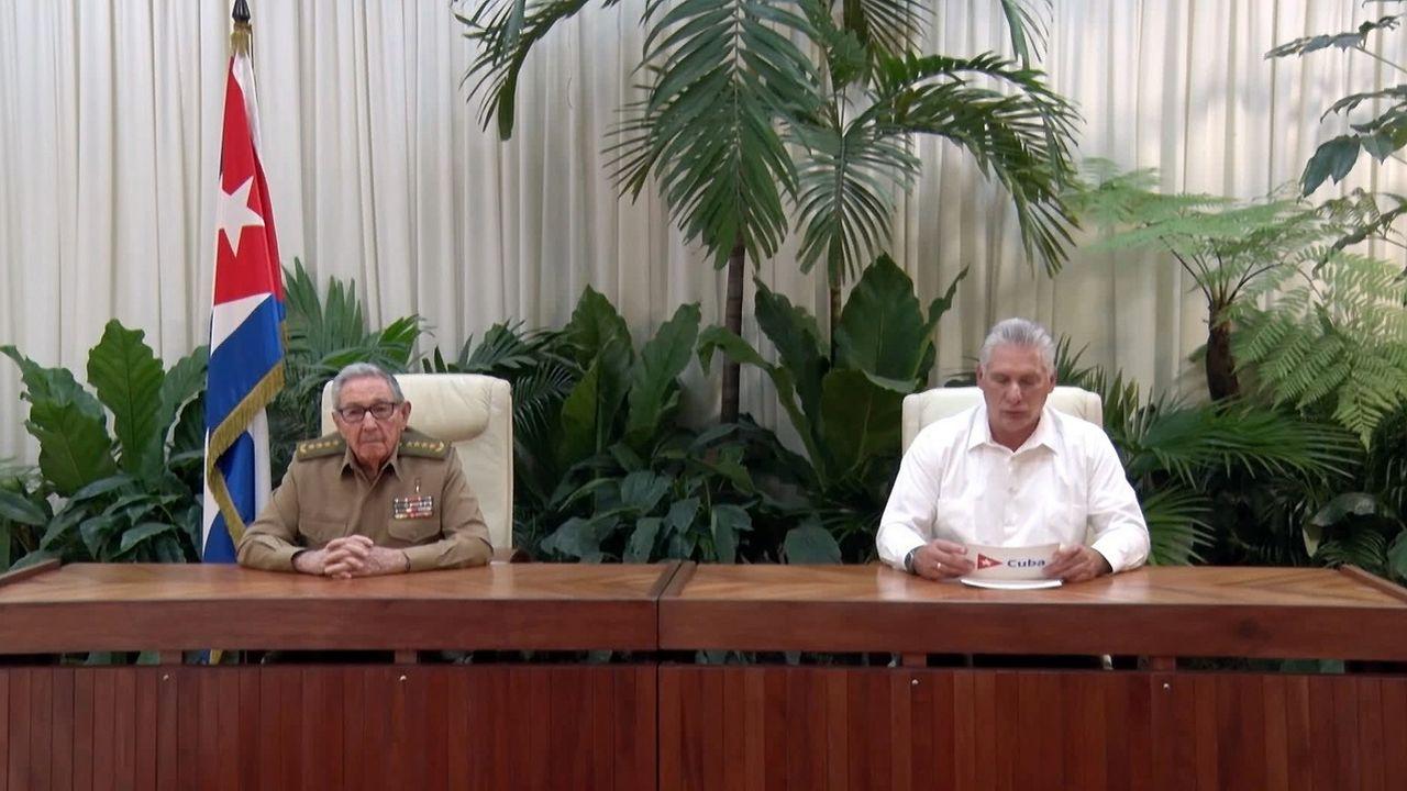 Washington a remis Cuba sur la liste des Etats soutenant le terrorisme - La Matinale - 1 min. - le 12 janvier 2021