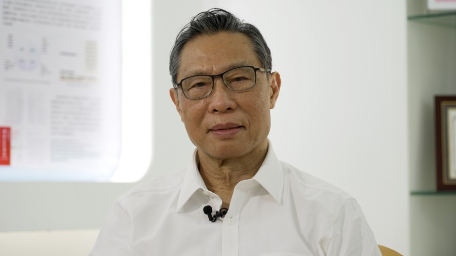 Zhong Nanshan, membre de l'Académie chinoise d'ingénierie