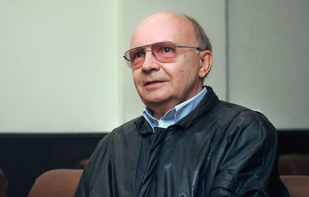 Actor Andrei Myagkov turns 70