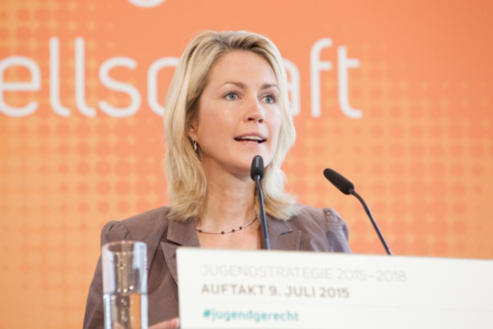 20150709-jugendgerechtinterview accordée auRedaktionsnetzwerk Deutschland (RND), le 14 janvier 2021,3la ministre-présidente du Land
