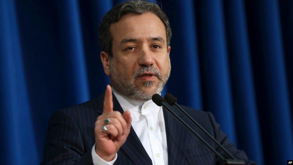 Abbas Araghchi, vice-ministre iranien des Affaires étrangères et principal négociateur dans le dossier du nucléaire.2017