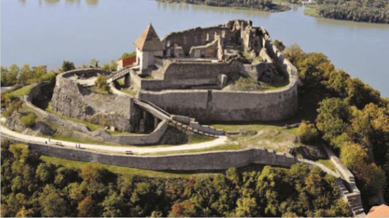 chateau-visegrad-allemagne-danube une autre europe