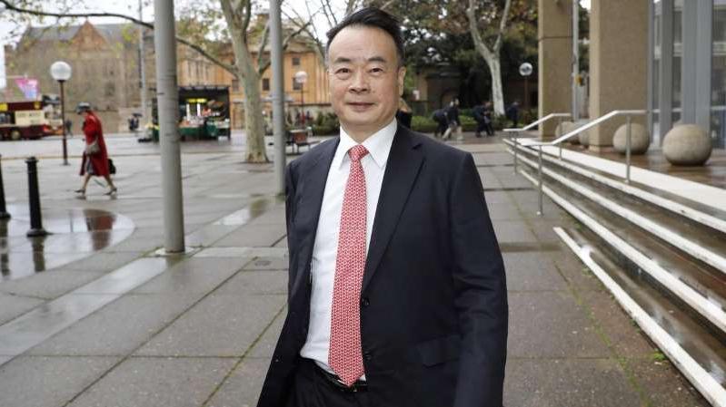 Chris Pavlich AAP PHOTOS Chau Chak Wing a gagné son procès en diffamation sur un épisode de Four Corners sur ABC.