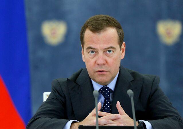 Dmitri Medvedev,