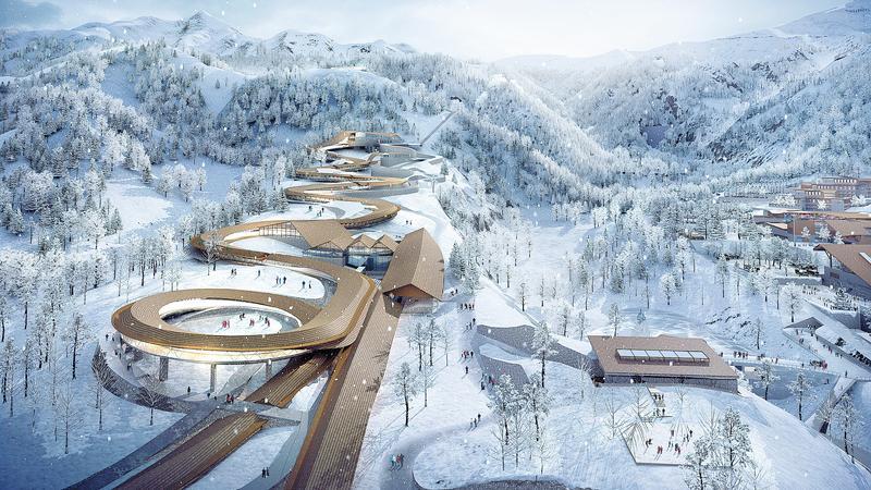 JO d'hiver de Beijing.