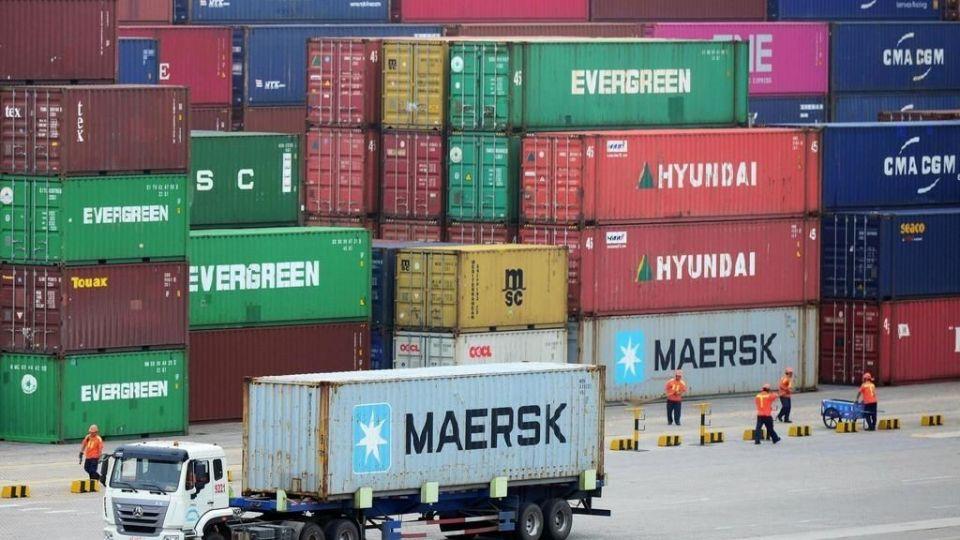 la Chine a remplacé pour la première fois les États-Unis comme premier partenaire commercial de l'UE