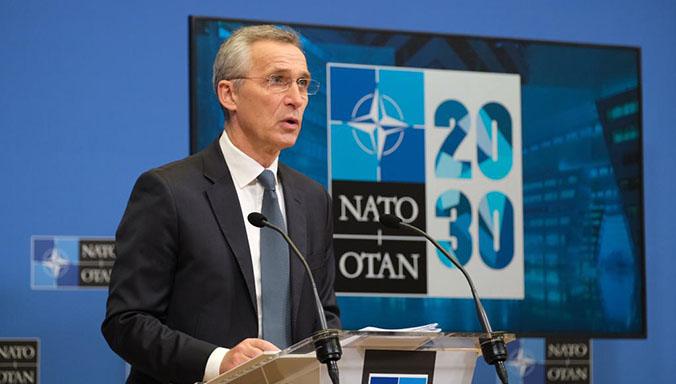 La réunion des ministres de la Défense de l'Otan