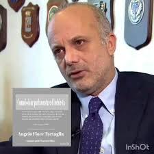 L'avocat italien Angelo Fiore Tartaglia,