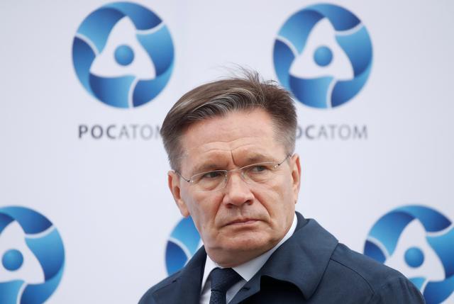 M. Alexei Likhachev, le PDG de Rosatom 2
