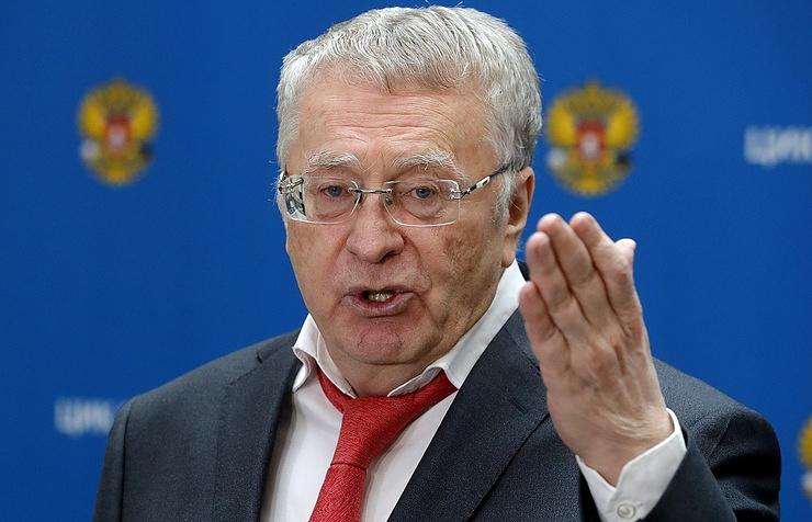 M. Zhirinovsky