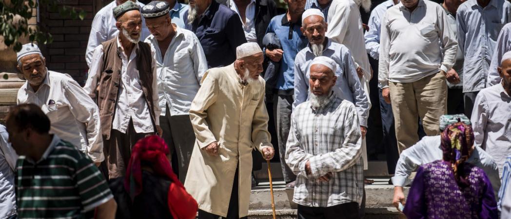 mensonges sur les questions liées au Xinjiang ET OUIGOUR