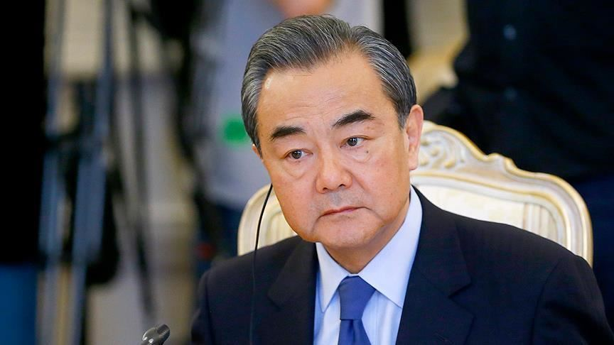Ministre des Affaires étrangères Wang Yi