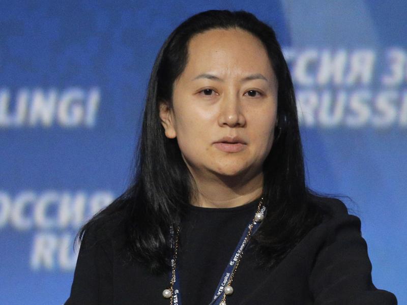 Mme Meng Wanzhou