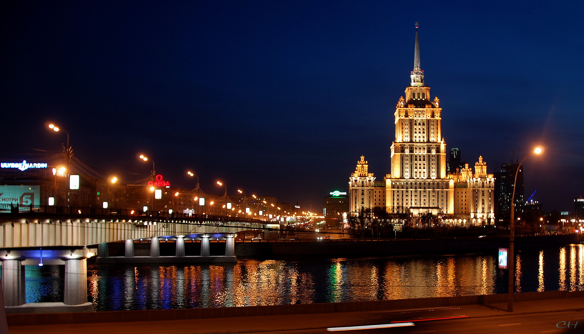 moscou-nuit