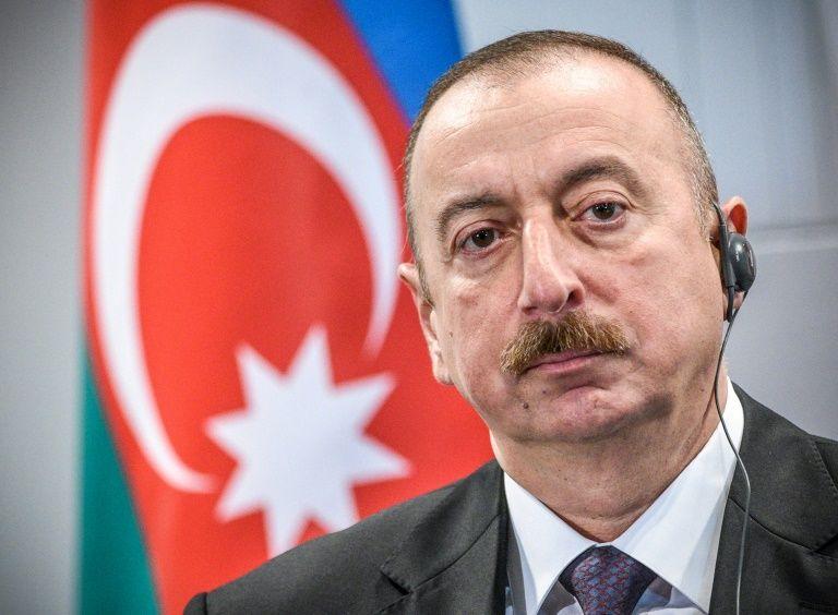 président azerbaïdjanais Ilham Aliyev