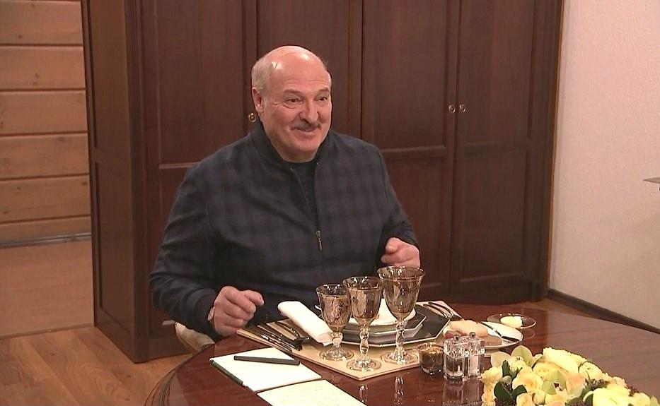 RUSSIE BIELORUSSIE 8 XX 9 Rencontre avec le président de la Biélorussie Alexander Lukashenko 22.02.2021