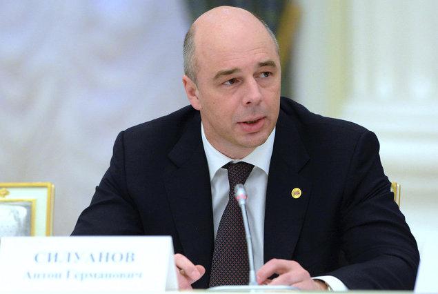 RUSSIE minitre des finances Anton Siluanov 3