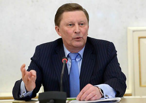 Sergueï Ivanov.