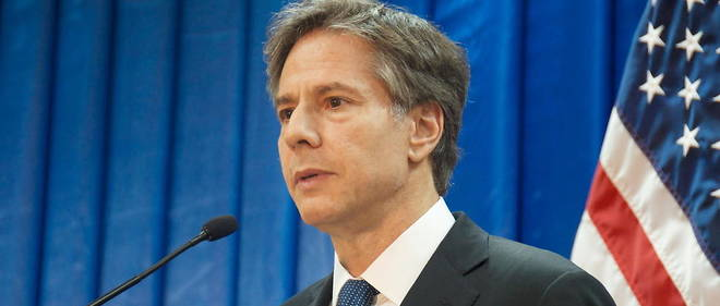 Antony Blinken USA
