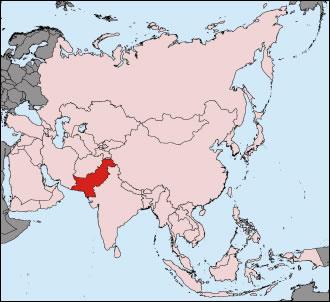 carte-frontieres-pakistan