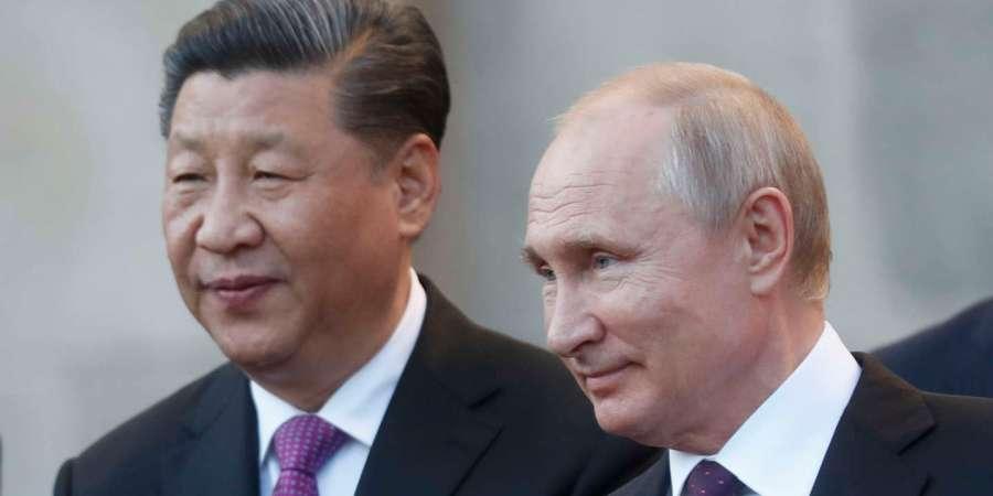 CHINE RUSSIE