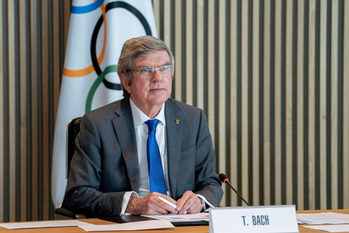 Comité international olympique (CIO) Thomas Bach