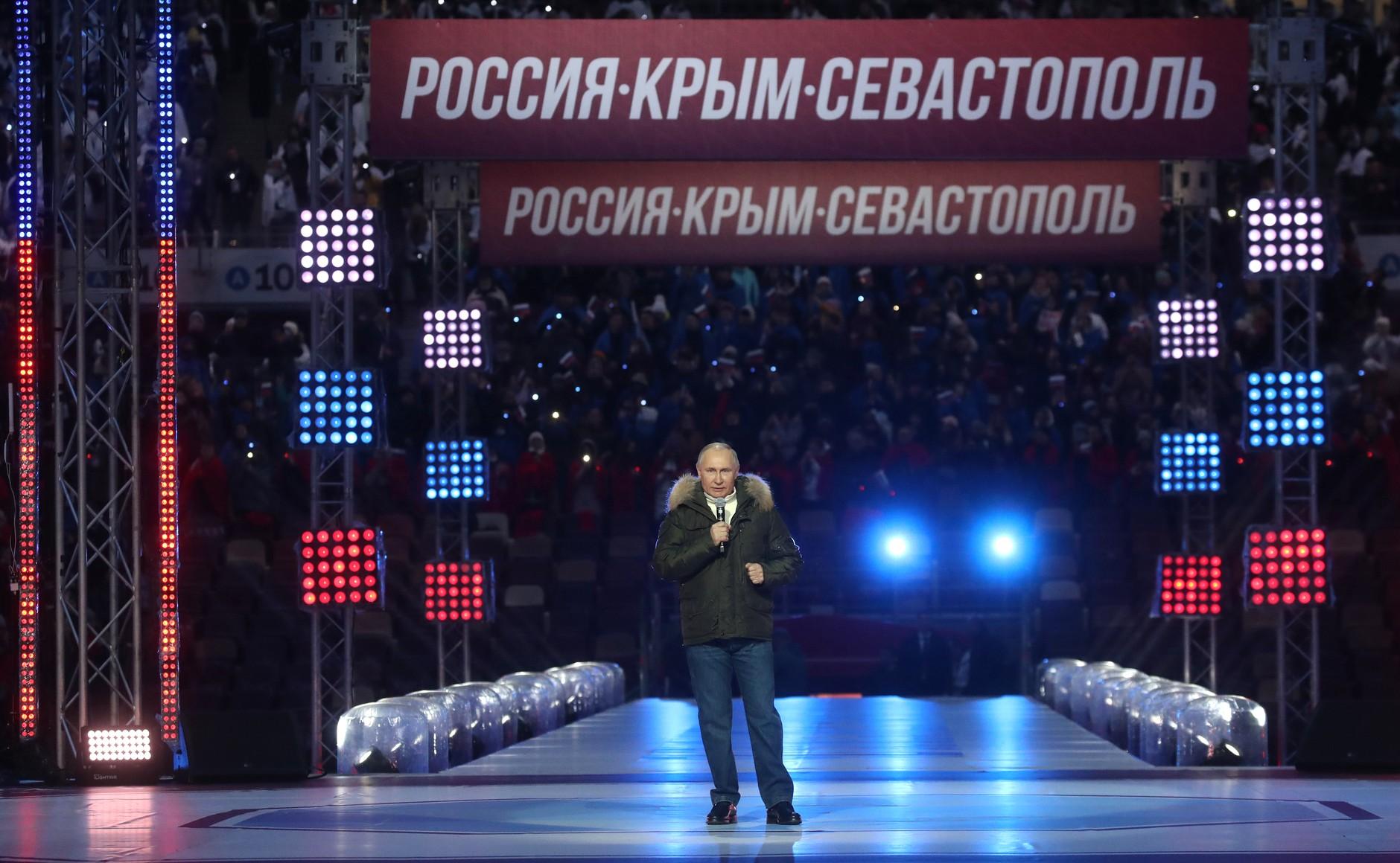 CRIMEE RU 1 XX 3 Concert en l'honneur de l'anniversaire de la réunification de la Crimée avec la Russie - 18 mars 2021 - 18h30