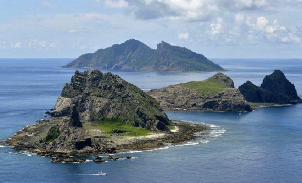 iles-senkaku les îles Diaoyu