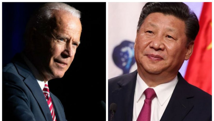 image USA CHINE 2021
