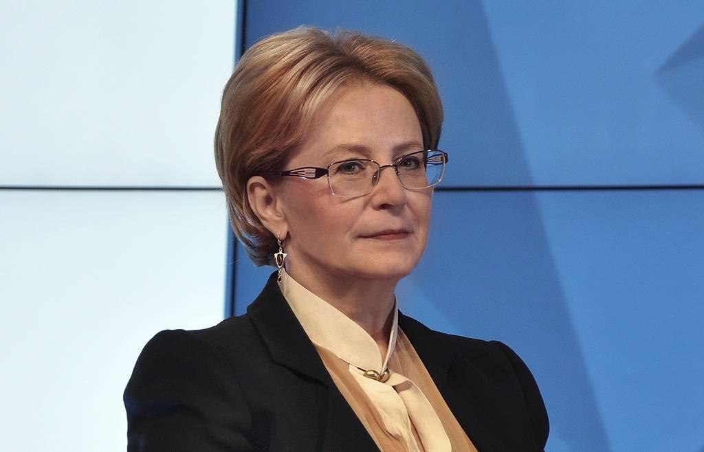 la chef de l'Agence fédérale médico-biologique Veronika Skvortsova 4