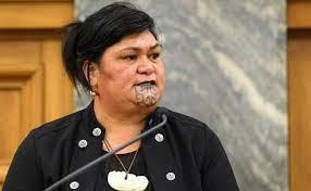 la Ministre néo-zélandaise des Affaires étrangères Nanaia Mahuta