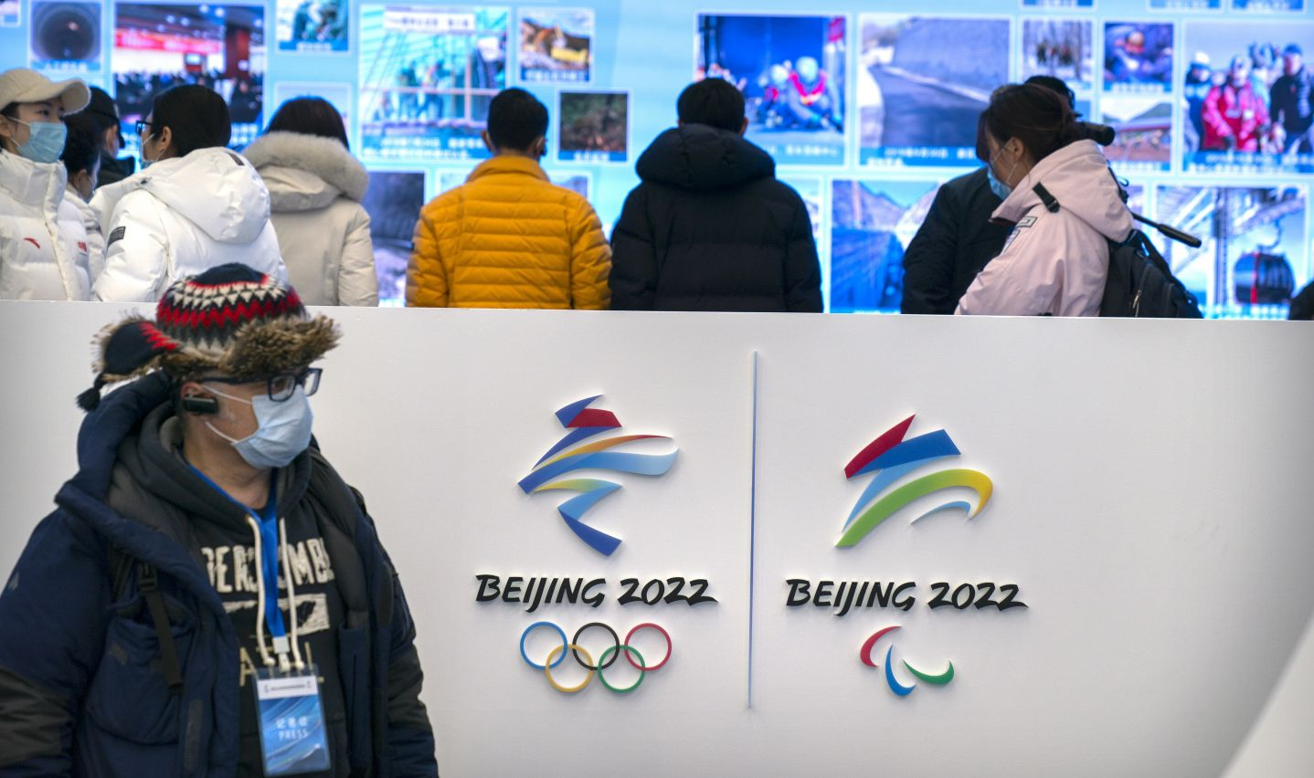 le boycott ou non des Jeux Olympiques d'hiver de Beijing