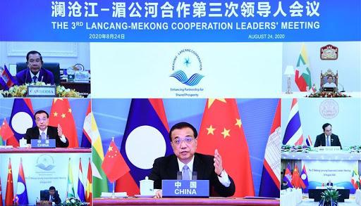le cinquième anniversaire du lancement de la Coopération Lancang-Mékong (LMC).
