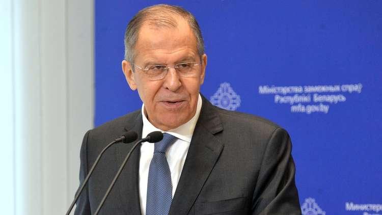 le Ministre russe des Affaires étrangères Sergueï Lavrov 5