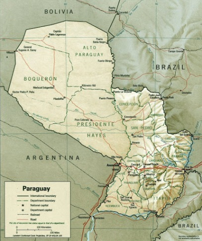 Le Paraguay 2