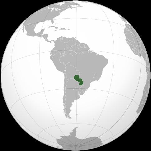 Le Paraguay 3